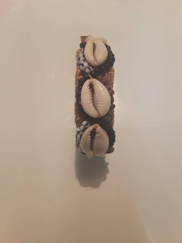Image of Cowrie Shell Bracelet