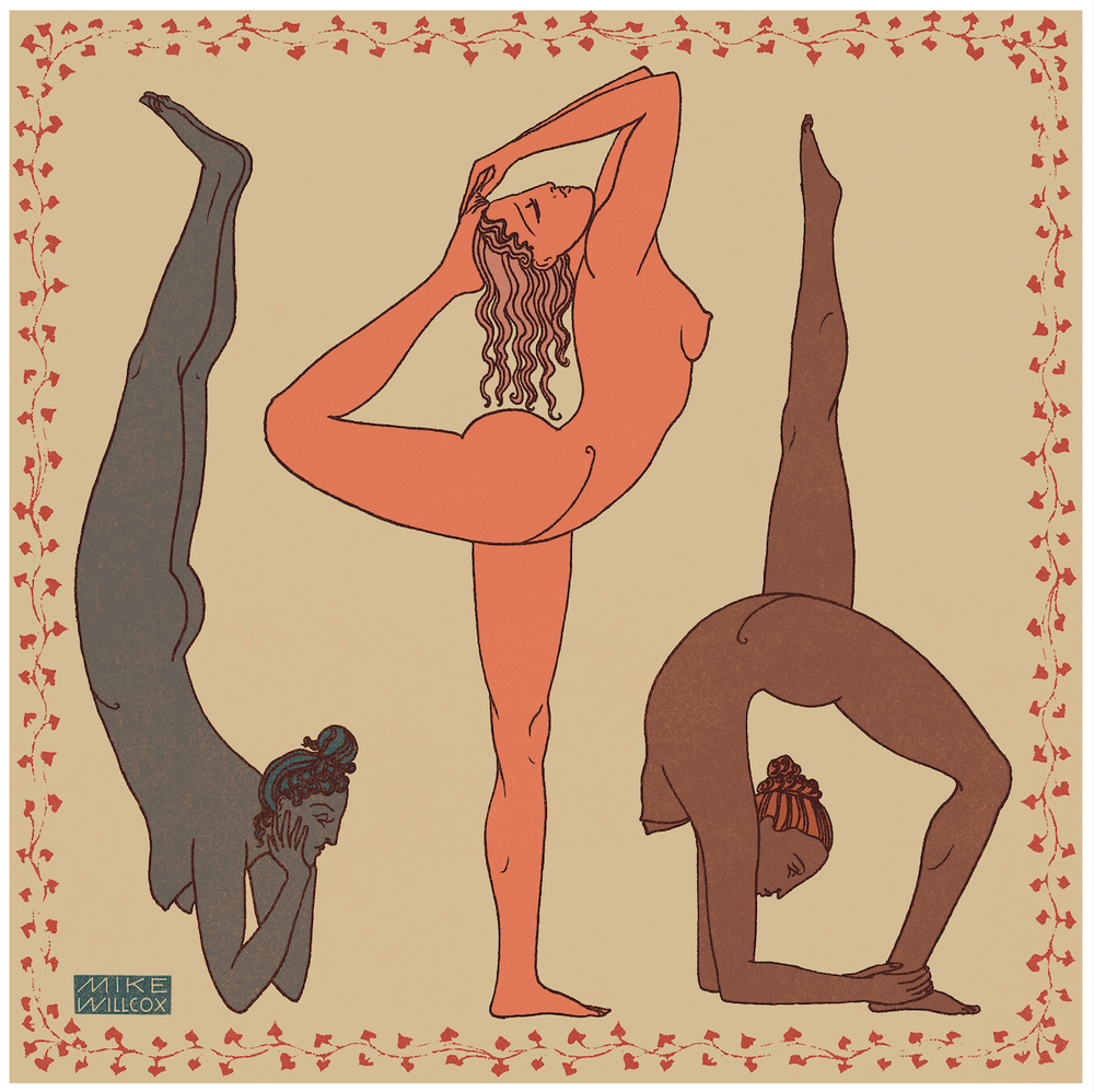 Image of Yogis