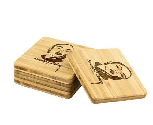 Image of Bamboo Coasters