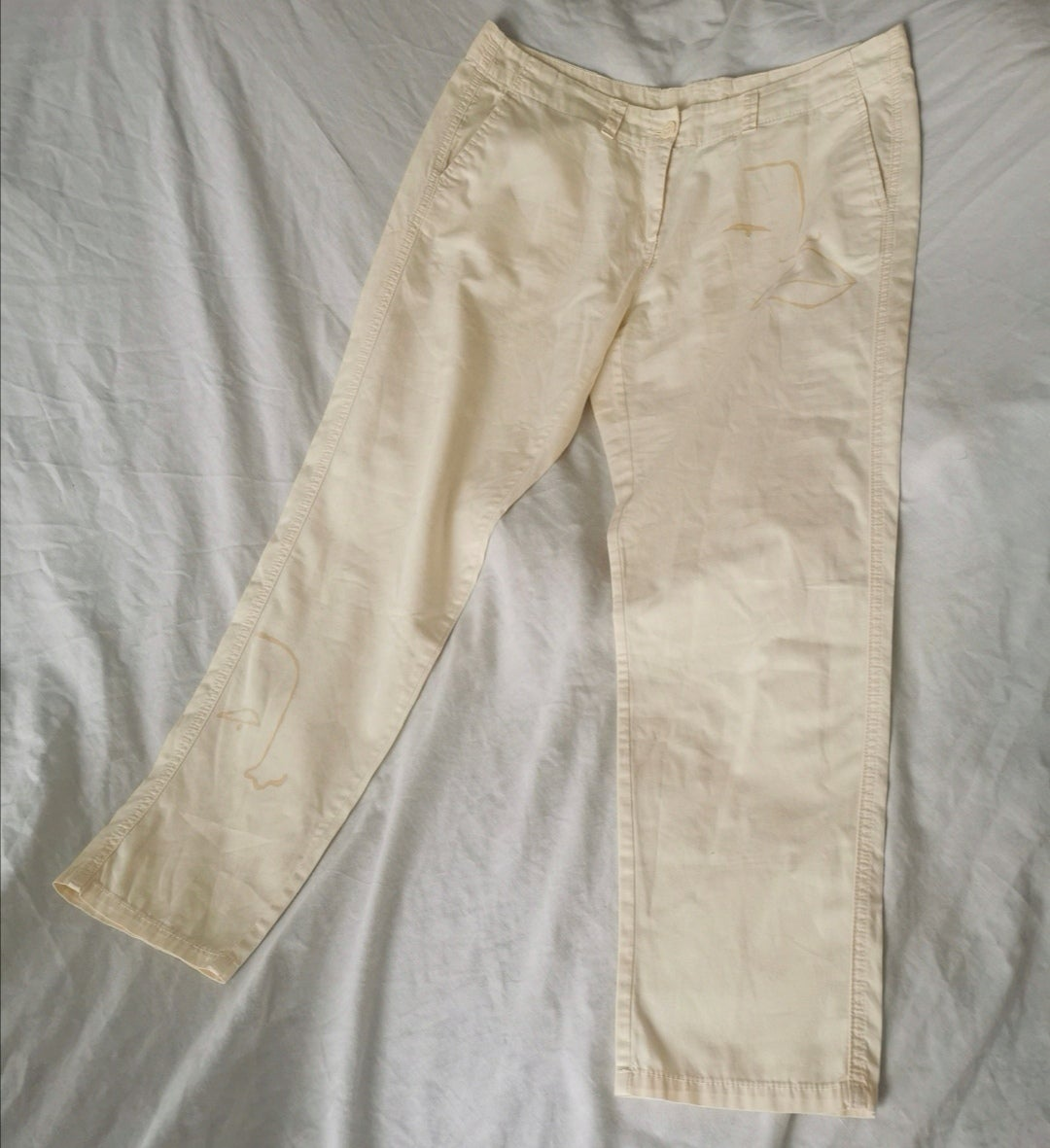 Image of mellow trousers