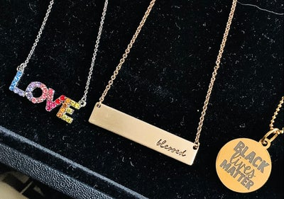 Image of Charm Necklaces. (Click VIEW to see options)
