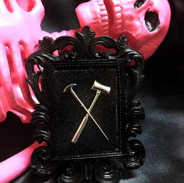 Image of 3D Lobotomy Tools Pin
