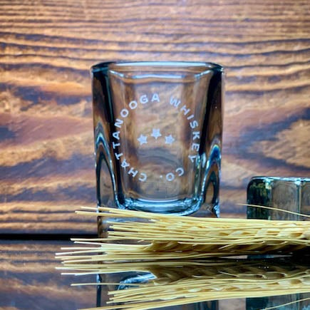 Image of Chattanooga Whiskey Shot Glass