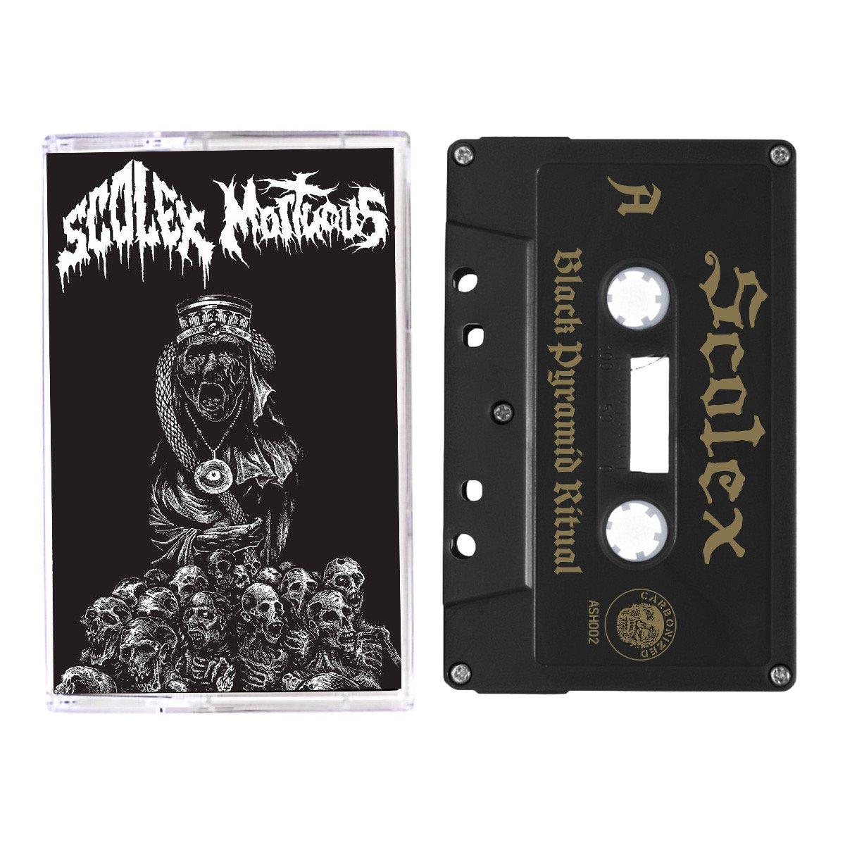 Image of SCOLEX / MORTUOUS Split Cassette