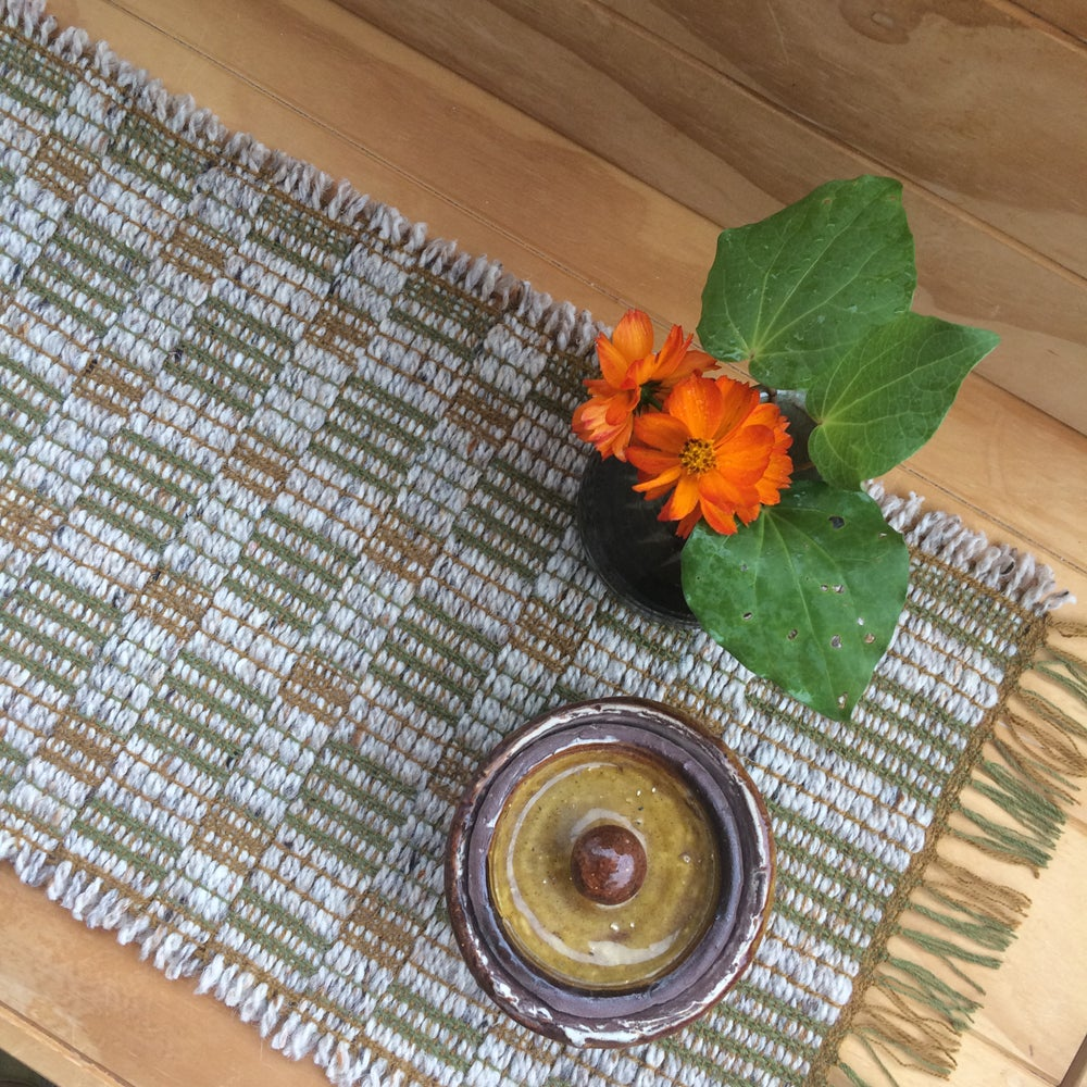 Image of Table Runner • Tweed