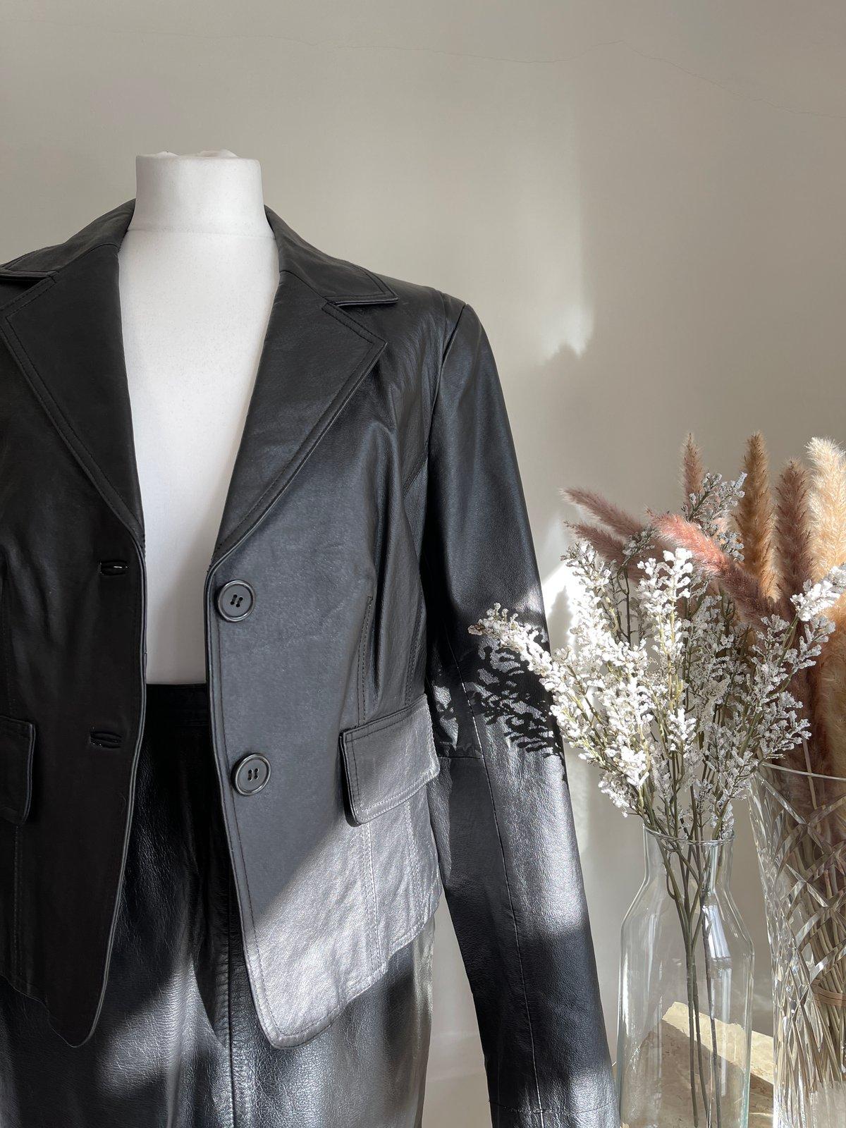Leather Suit