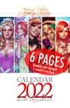 Calendar Naughty Version 2022 6P