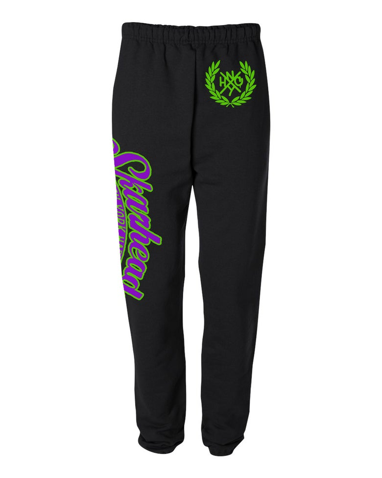 Image of SKARHEAD NYHC SWEAT PANTS (PREORDER SHIPS MARCH 8TH)