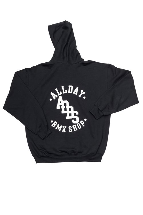 Image of ALLDAYBMXSHOP ADBS HOODIES