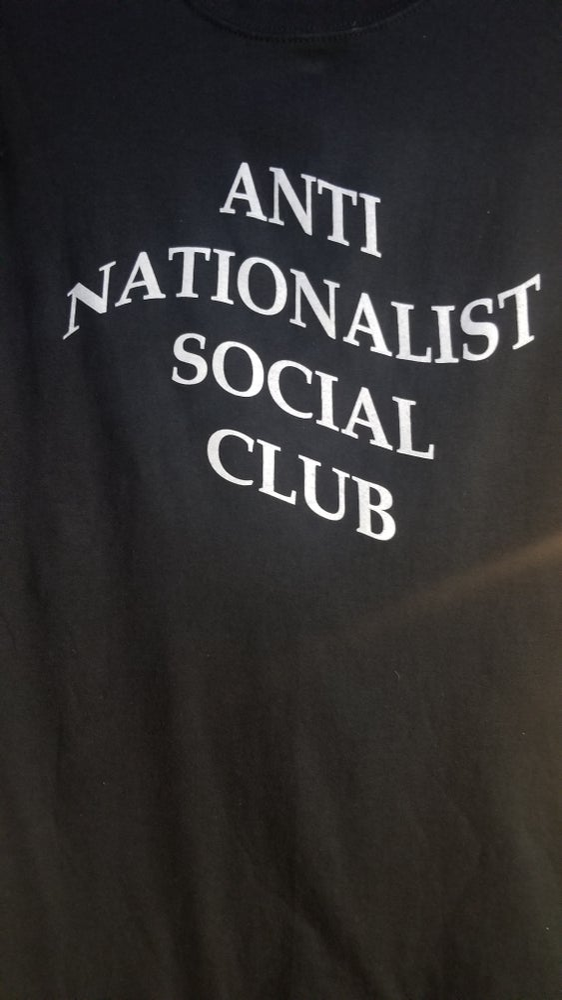 Image of ANTI NATIONALIST SOCIAL CLUB