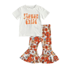 Flower Flare Outfit