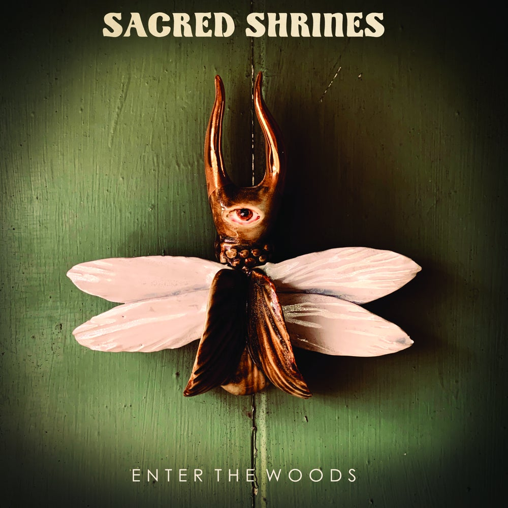 Image of Sacred Shrines - Enter the Woods Limited Digipak CD