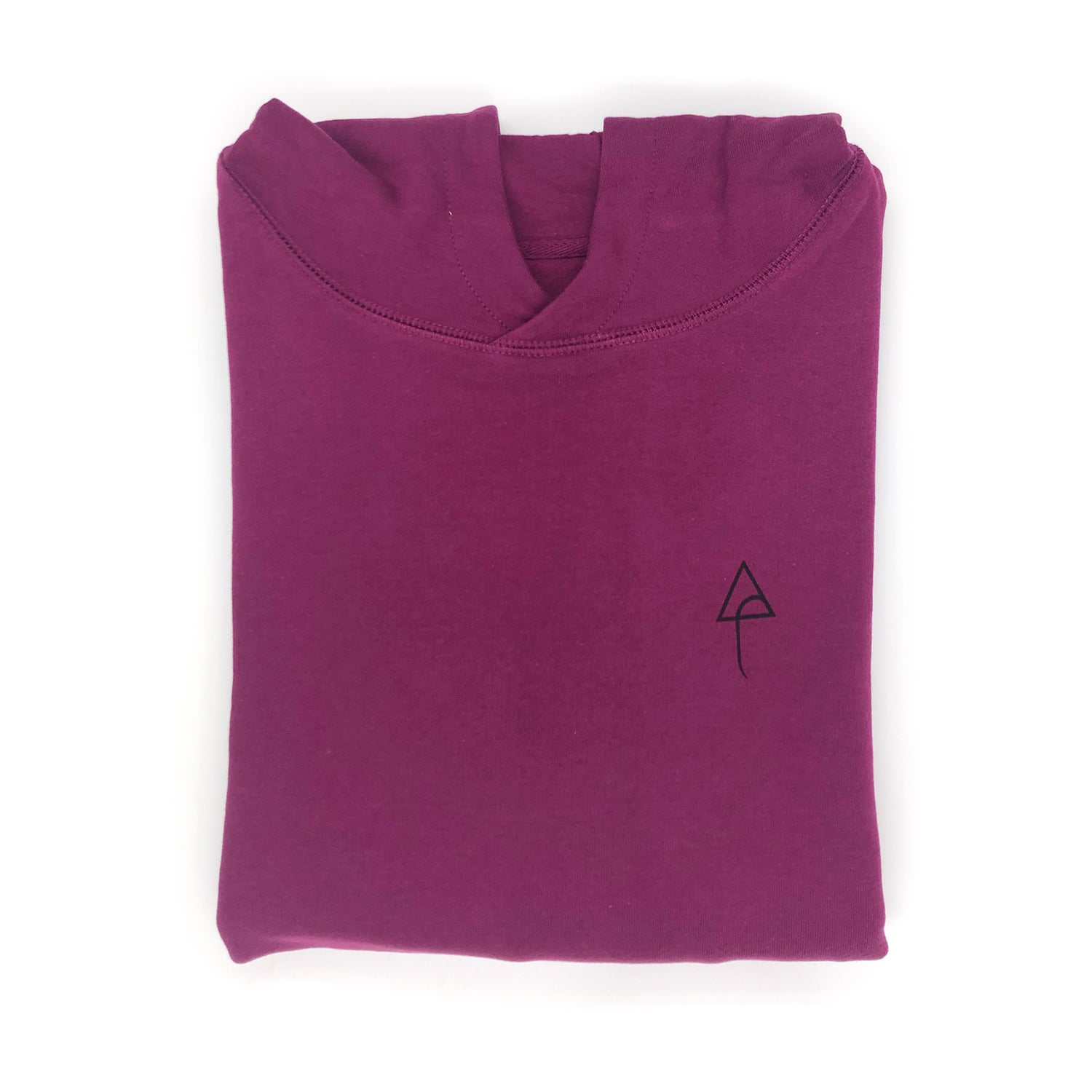 Image of Plugmoses hoody fuxia
