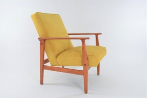 Image of Fauteuil MR jaune