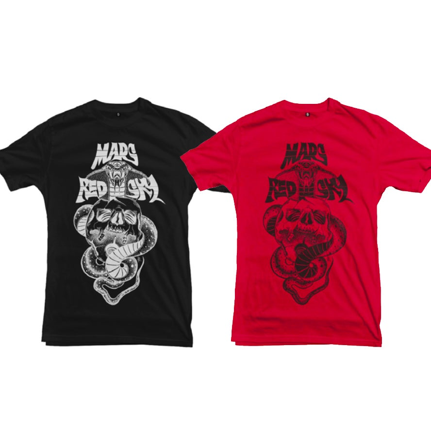 Image of MARS RED SKY COBRA T-SHIRT