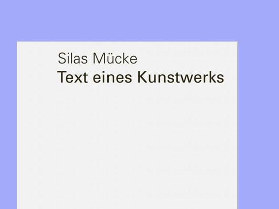 Image of BUCH Text eines Kunstwerks
