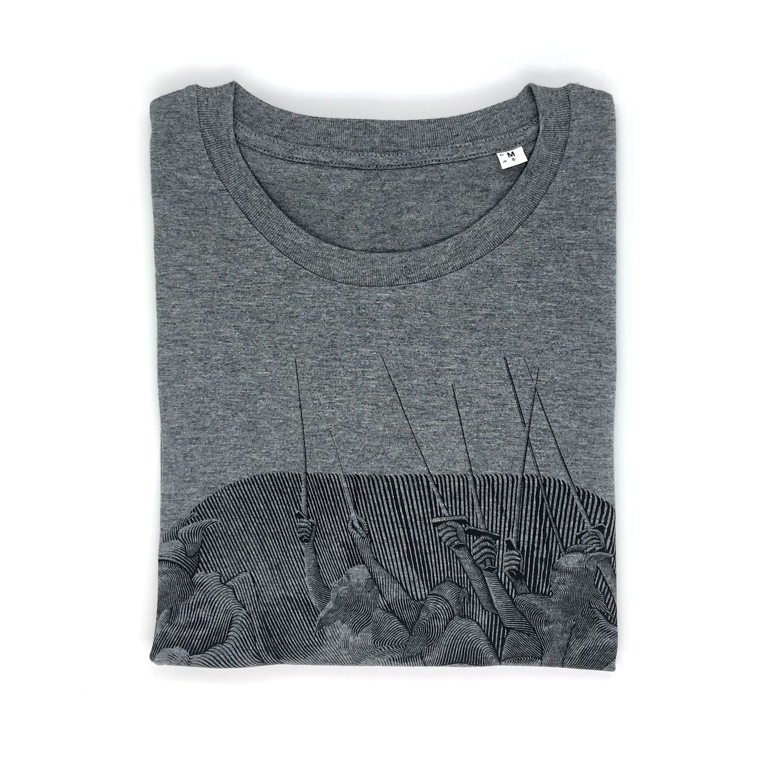Image of vikings midheather grey