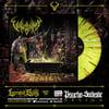 VULVODYNIA - Psychosadistic Design - Lime splatter vinyl