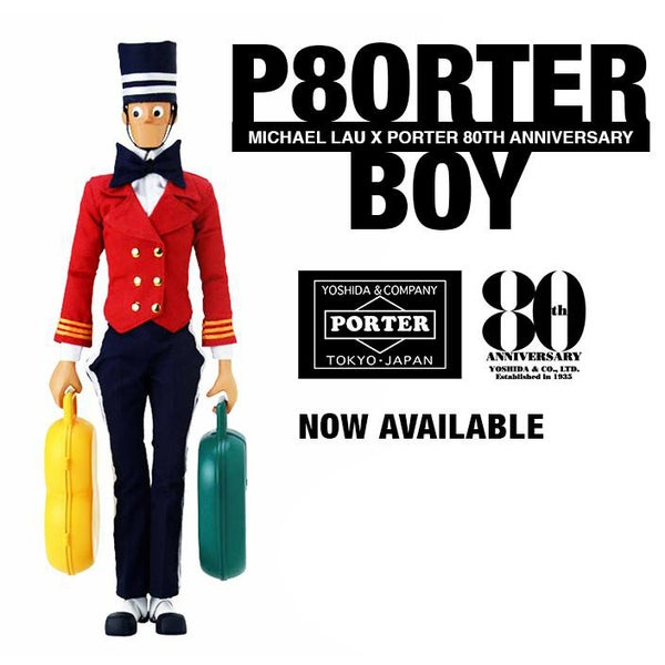 Image of Michael lau Porter Boy