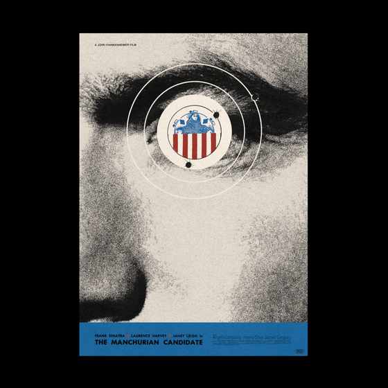 Image of The Manchurian Candidate- Artist Proof