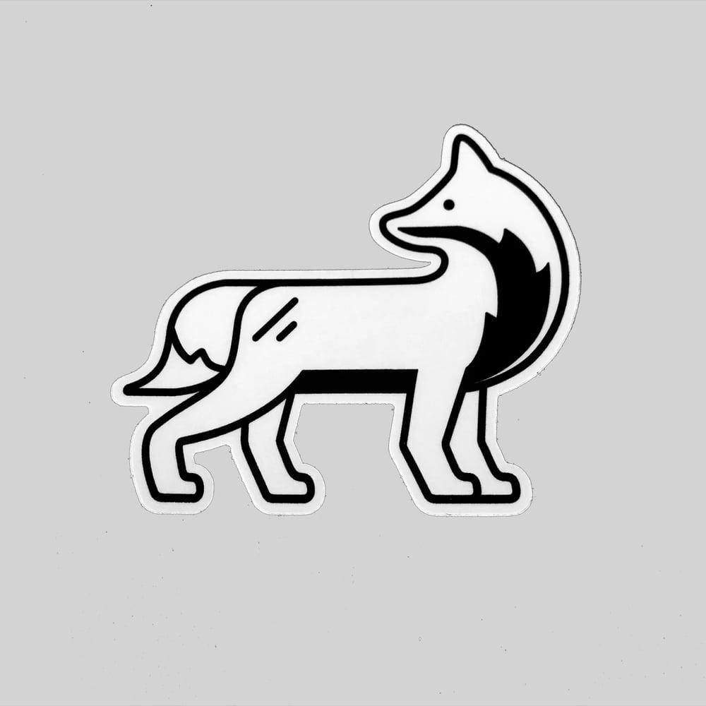 Image of Kitsune Sticker