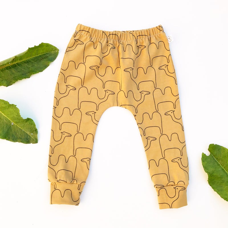 Image of Adults Camel Leggings