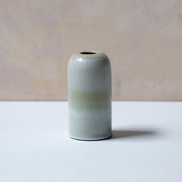 Image of MINI UNIKA IN FORREST WHITE GLAZE