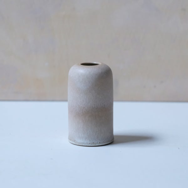 Image of MINI UNIKA IN EARTH WHITE GLAZE