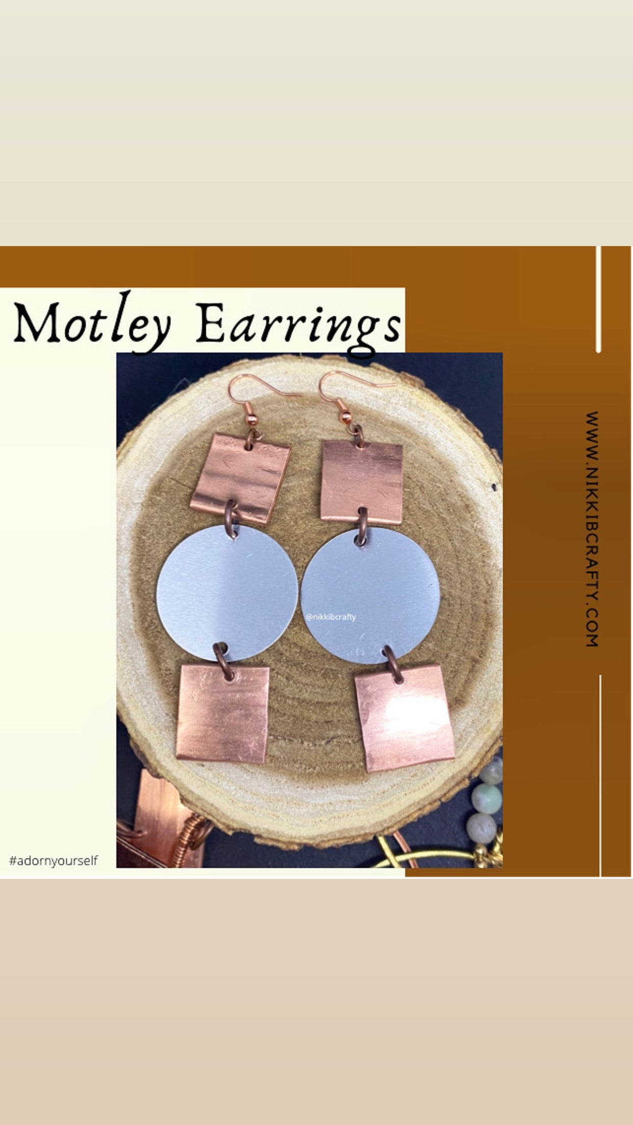 Image of Motley Earrings