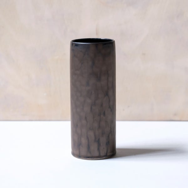 Image of UNIKA CYLINDER IN BRONZE GLAZE
