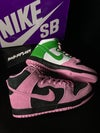 "Nike Dunk Hi ""Invert Celtics"""