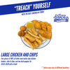 Large Chicken and Chips