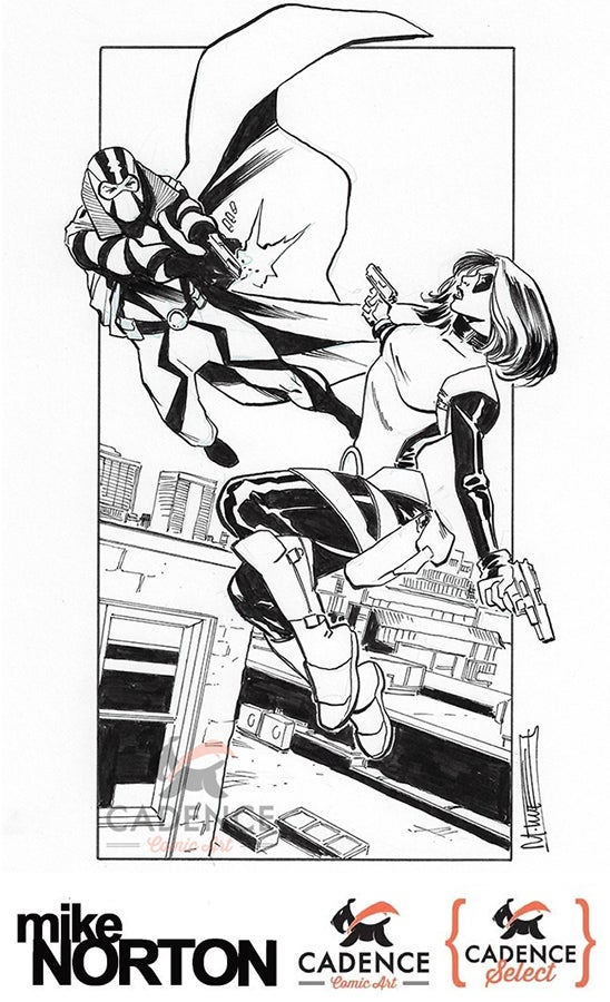 Image of Mike Norton Commission (Mail Order) Opens WEDNESDAY 2/17 at 3PM EST
