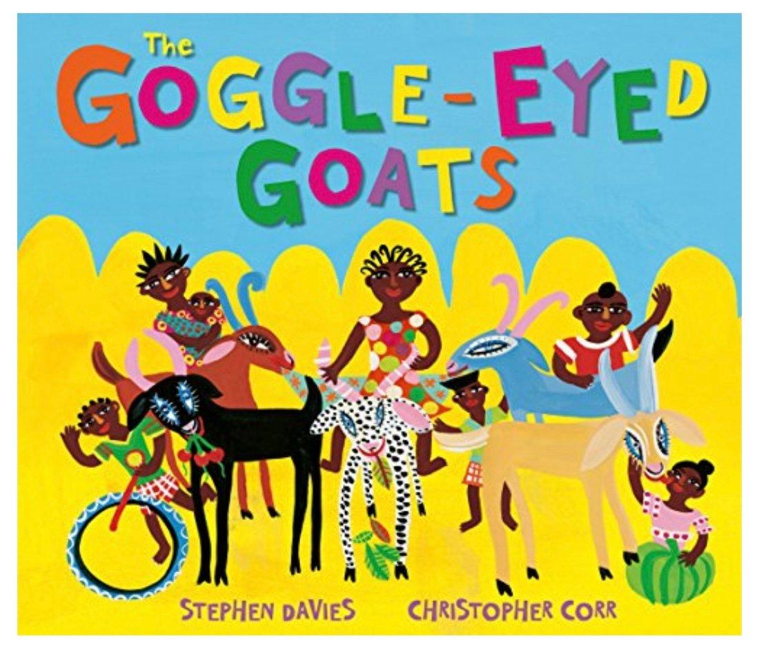 Image of The Goggle-Eyed Goats