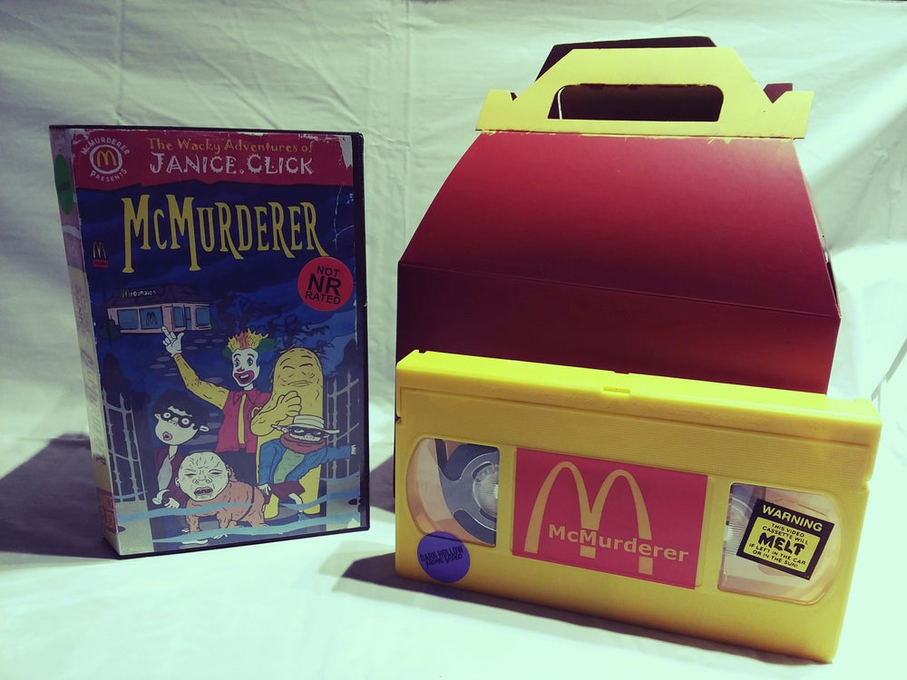 Image of UnHappy Meal