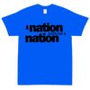 Nation Without Blue T Shirt