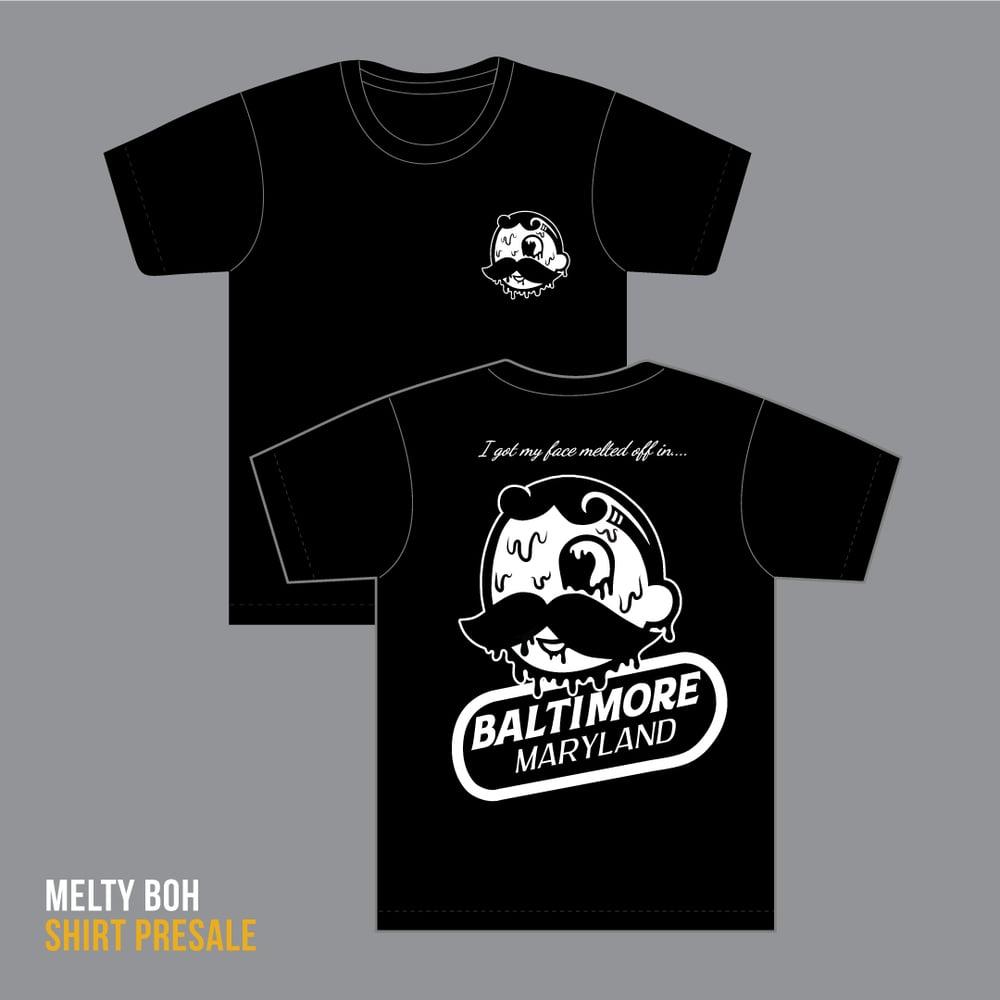 Image of PRESALE Melty Boh Shirt