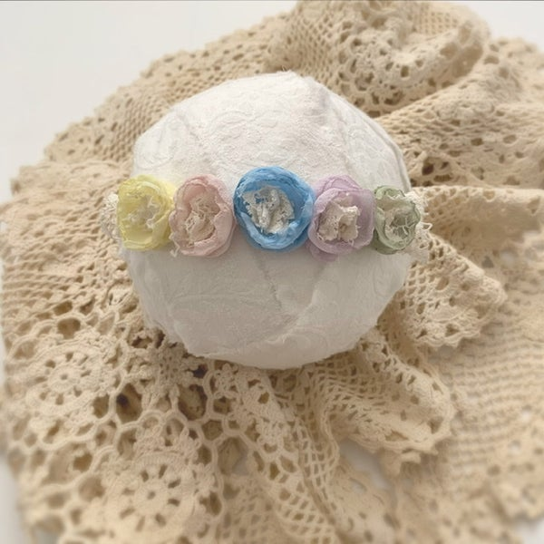 Image of Spring Rainbow Headband