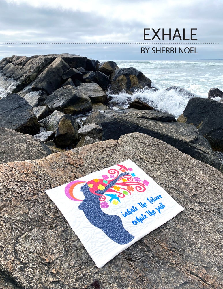 Image of Exhale Quilt Pattern