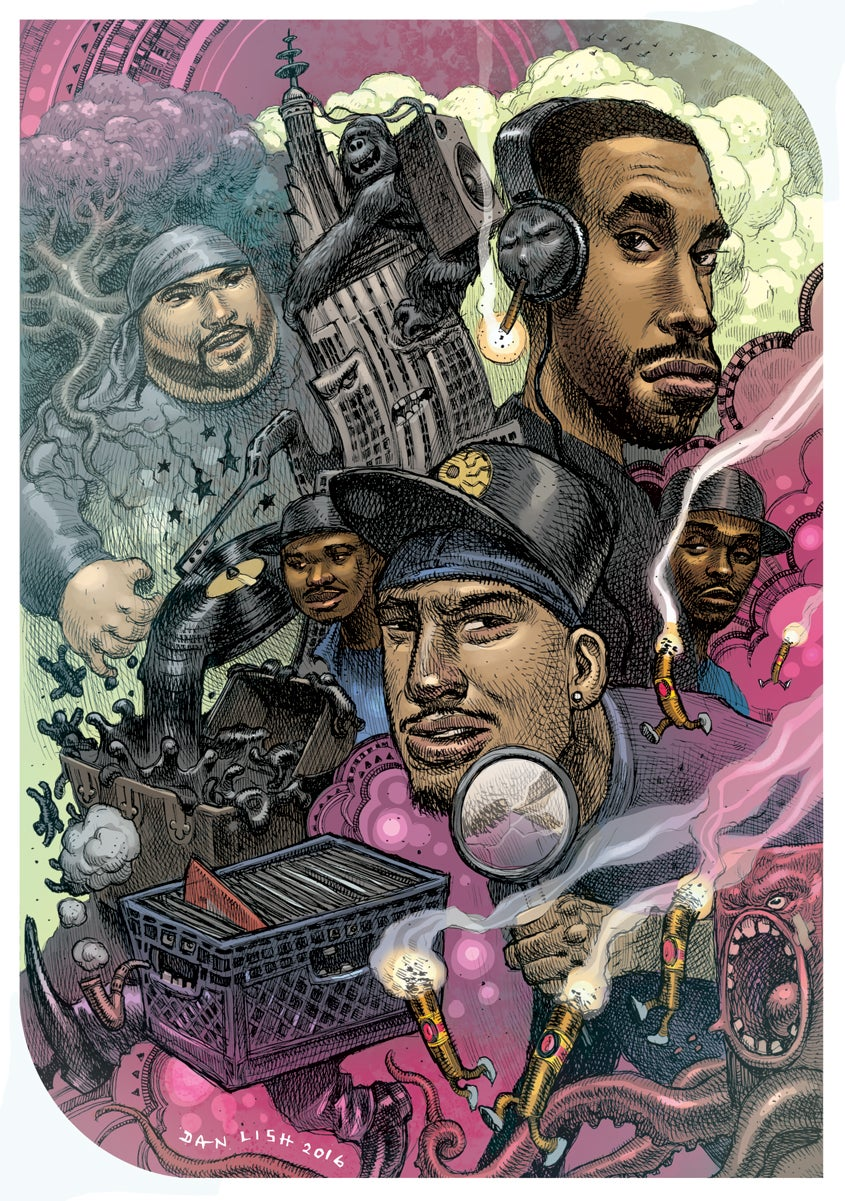 Image of The Native Tongues; The Beatnuts