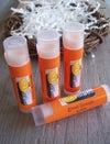 ALL Natural Lip Balm-Blood Orange and Honey-Sweet Beaks Collection-Rich Lip Protectant