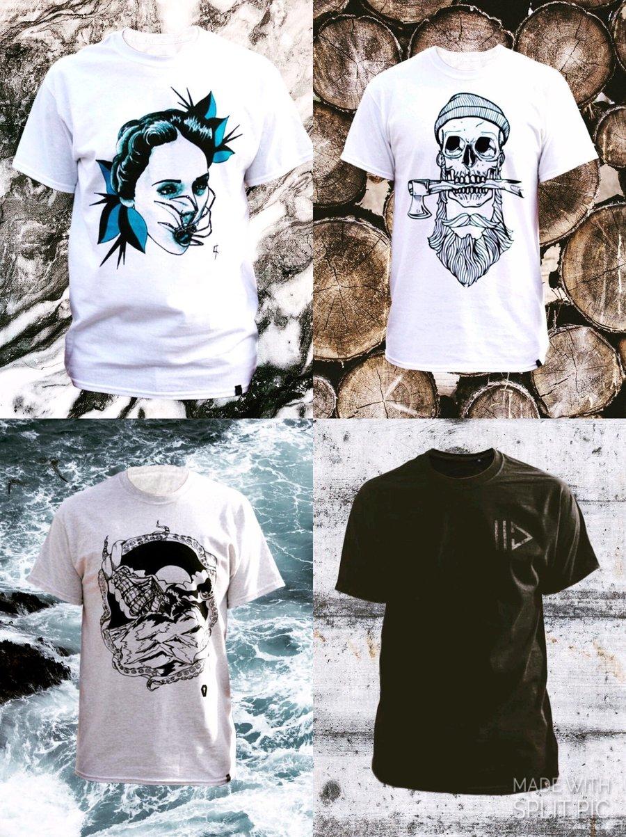 Image of Small sale t-shirt bundle