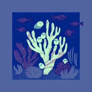 LITTLE OCEAN GLOW (Purple)