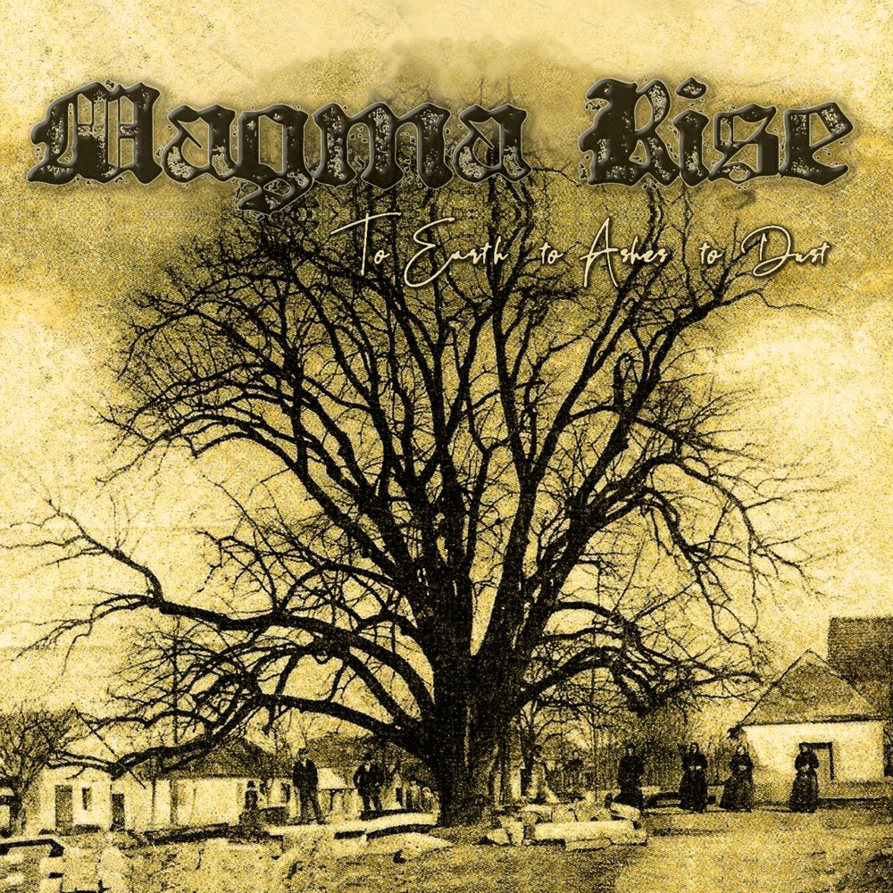 Image of CD  MAGMA RISE - TO EARTH TO ASHES TO DUST