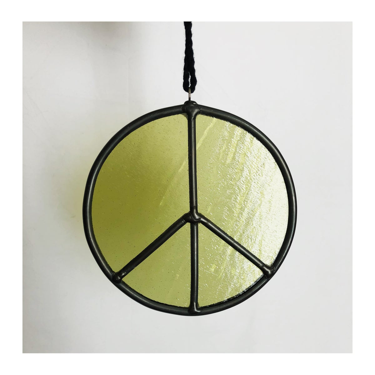 Image of Green Peace Sign
