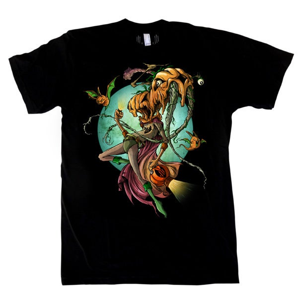 "Image of Orange Lantern | by Alex Pardee & Greg ""Craola"" Simkins 