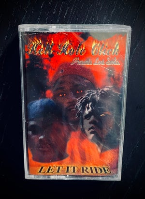 """Image of Hell Hole Click/LOST SOULS- """"Let It Ride"""""""