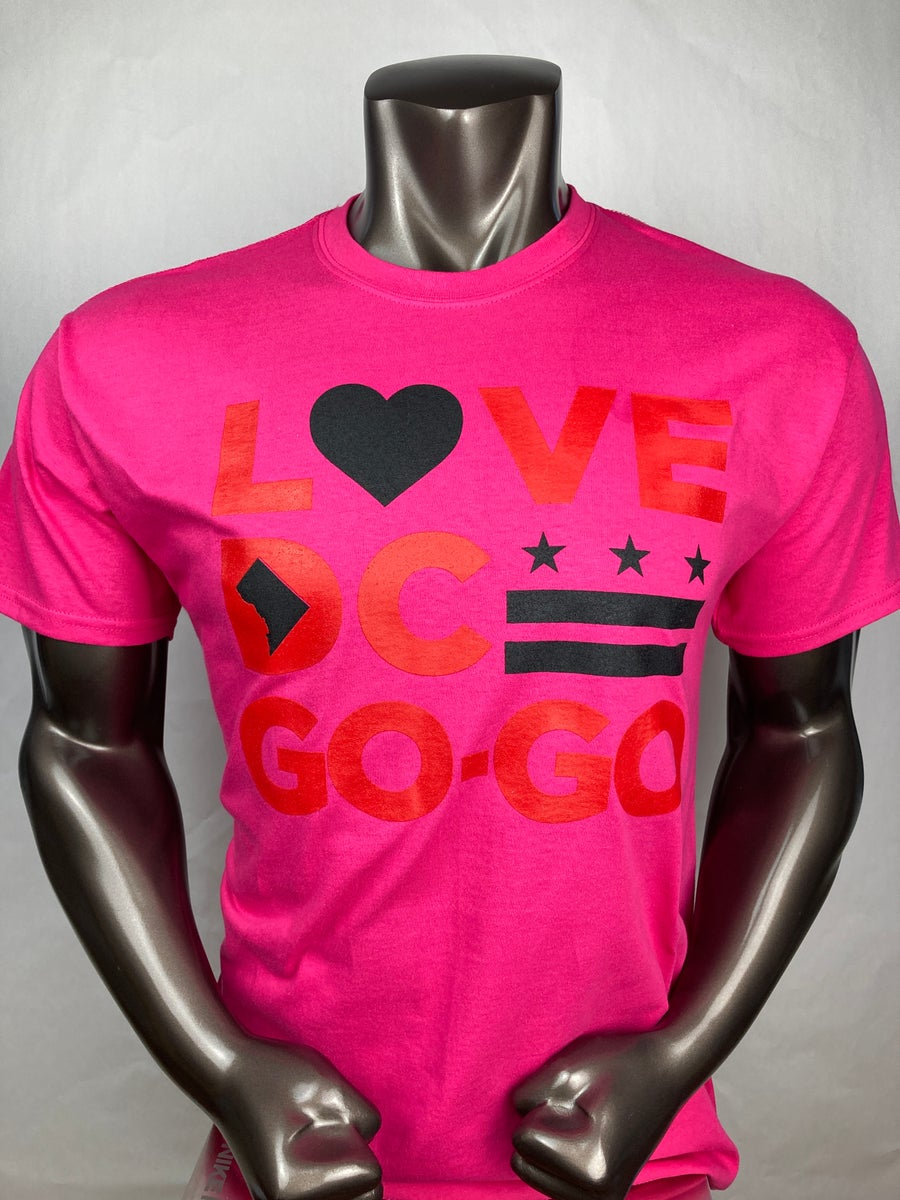 Image of LOVEDCGOGO - H St Connection Tshirt