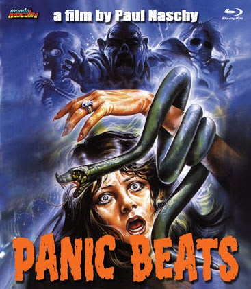 Image of PANIC BEATS - standard edition