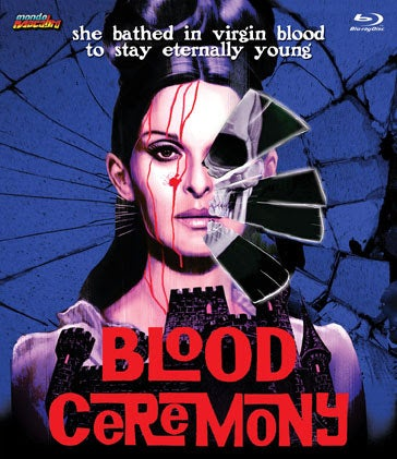 Image of BLOOD CEREMONY - standard edition
